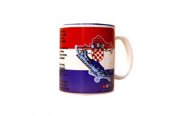 keramička šalica- lijepa naša /Ceramic Mug