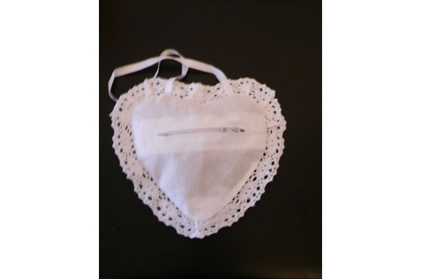 lavanda jastučić-srce