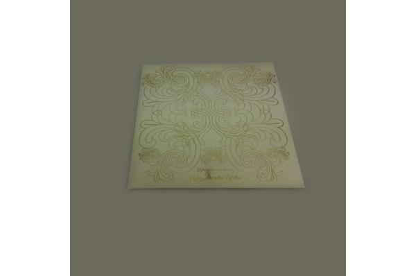 lepoglavska čipka, kartonski ovitak / Lepoglava Lace in a cardboard