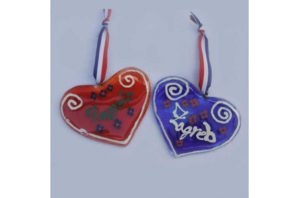 murano licitar / Murano Licitar (gingerbread hearts)