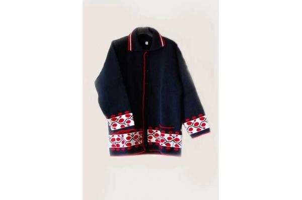 slavonska jakna -špenzle) /Slavonian woolen jacket (špenzle)