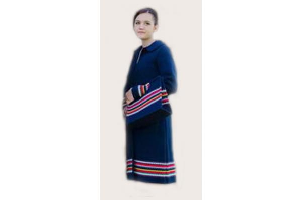 ženski vuneni kaput / woman's woolen coatženski vuneni kaput / woman's woolen coat