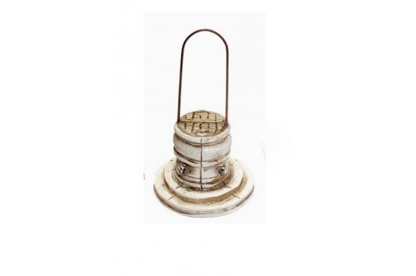 šterna minijatura,umjetni kamen /Stone wells (šterne), miniatures  5cm -11 cm