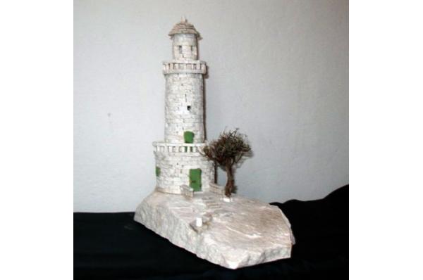 minijatura svjetionik,3 nivoa /Lighthouse, miniature (3 levels)