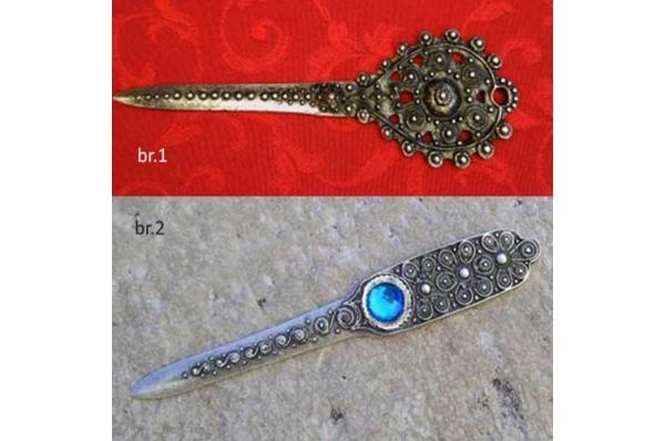 ukrasni otvarači pisama /Letter opener, antique