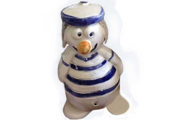 mornar, keramička figurica / Figurine, mariner