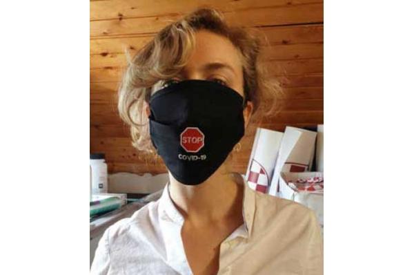 pamučne  maske /cotton mask