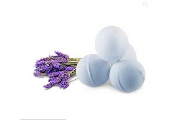 mirisna kuglica za kupku 120gr/Fragrant bath balls 120 grgr