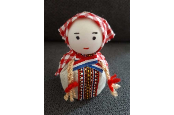 mirisna lutkica-šestinčanka/ Fragrant dolls-Šestinčanka