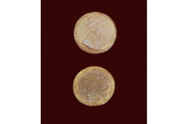 novčići Marije Terezije i Franje Josipa/ Coins of Mary Teresa and Franjo Josip, replica