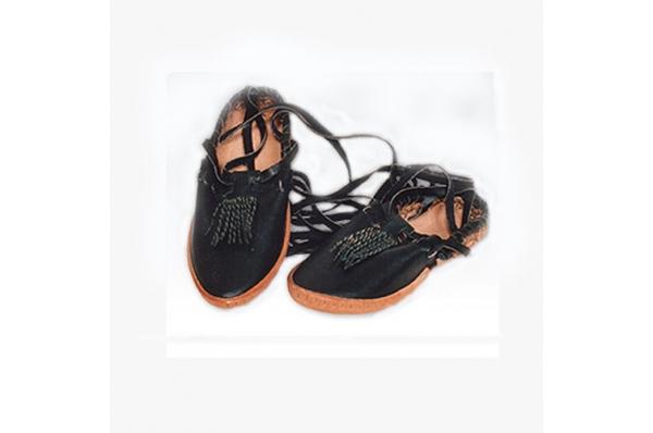 posavski opanci /Posavina Peasant Shoe