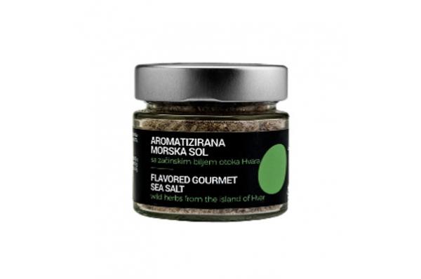 aromatizirana morska sol 110 gr / Flavored Gourmet Sea Salt 110gr