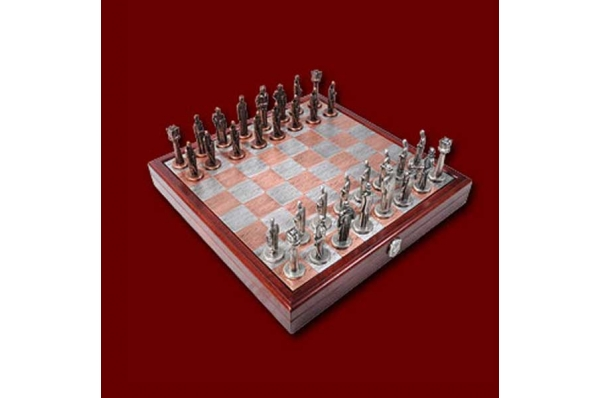 hrvatski šah, set /Croatian Chess set