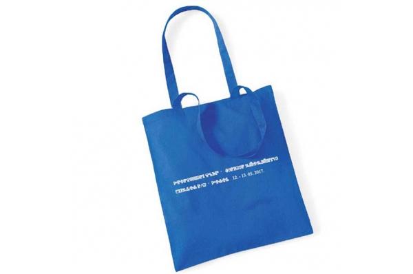 platnena torba u boji / colored canvas bags