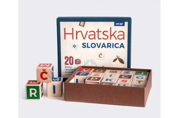 hrvatska slovarica za djecu