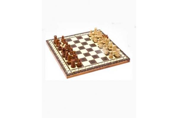 drveni šah /Wooden Chess Set
