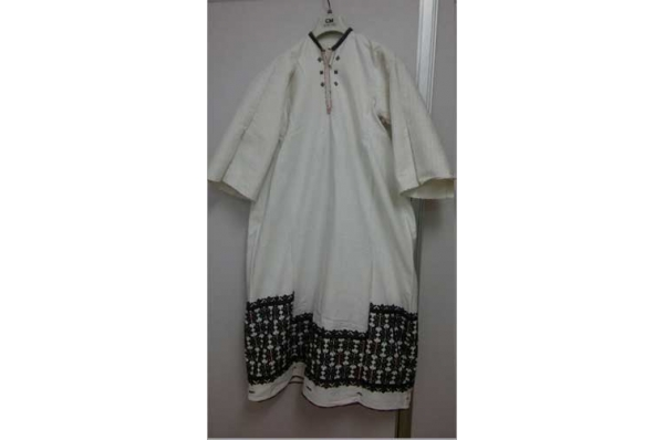 ramska ženska nošnja, košulja /Women's folk Costume (Rama area)