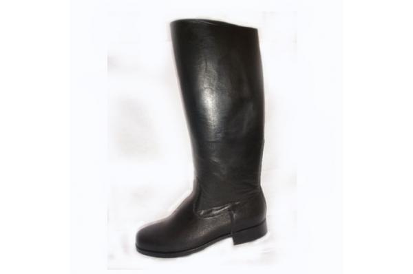 visoke slavonske čizme / Traditional footwear- leather boots