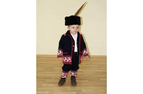 slavonska jakna-špenzle / Slavonian jacket - špenzle