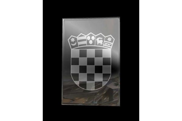 hrvatski grb-3D animacija /Croatian Coat of Arms-3D annimation