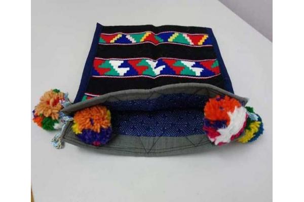 vunena torba (tkanica) /Woolen bag - tkanica