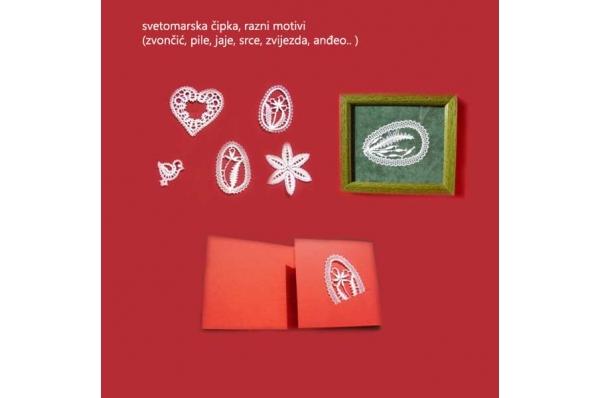 svetomarska čipka, razni motivi / Svetomarska Lace