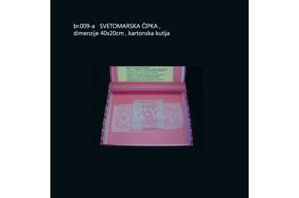 svetomarska čipka u kutiji / Svetomarska Lace