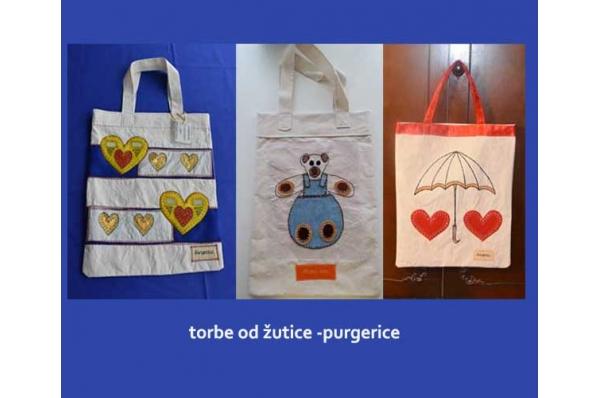 platnene torbe, purgerice / Canavas Bags - purgerice