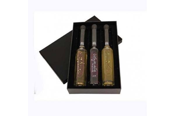 tri likera u kutiji/ Three  Liqueurs in the box