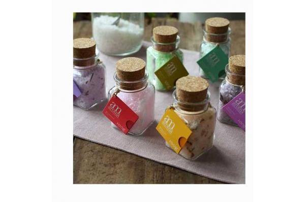 mirisne (herbal ) soli 100gr/  Fragrant Bath Salt  100 gr