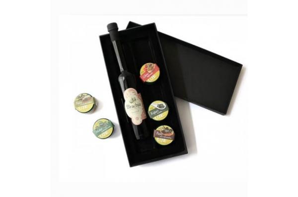 slani duo s maslinovim uljem / Duo Salty Package with olive oil