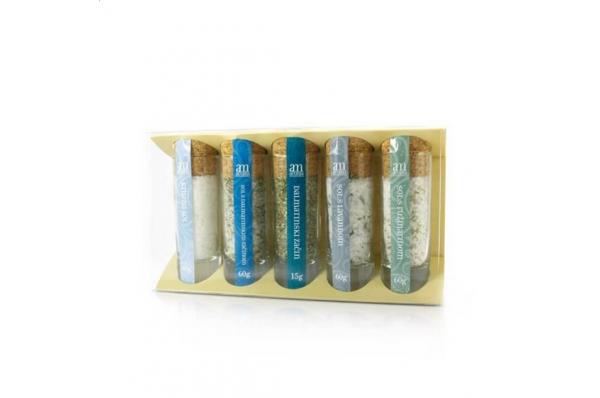 paket: mediteranski začini i soli / package- Mediterranean Spices & salt