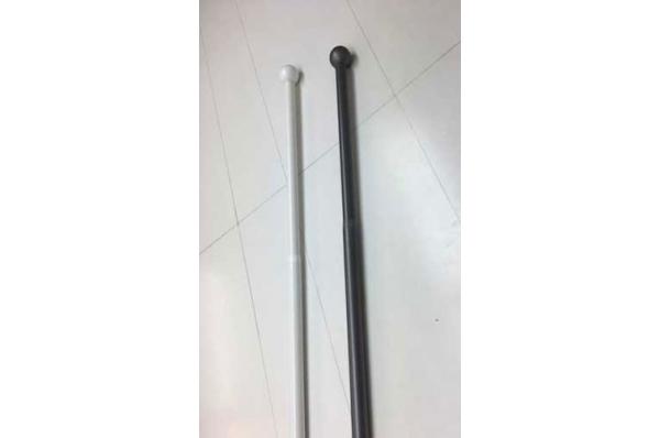 metalno koplje (teleskopsko) /Flag spear (telescopic)