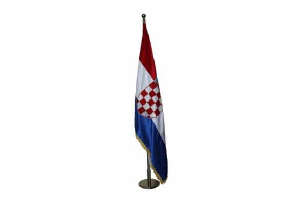 zastava na podnom držaču /floor stand for flag