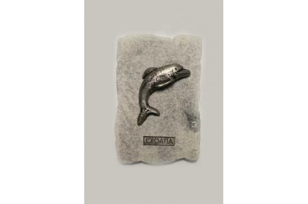 magnet, dupin /fridge magnet-dolphin