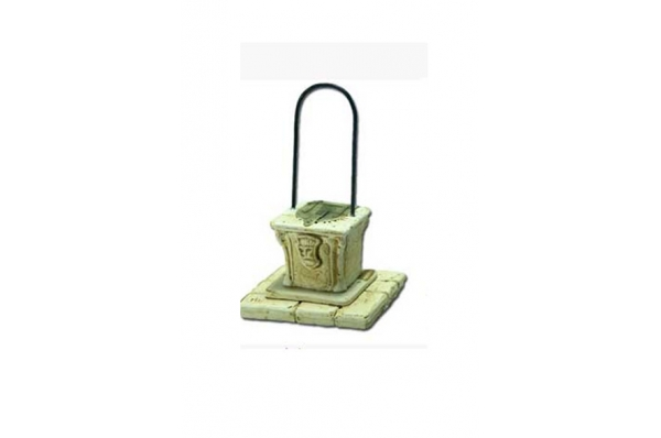 minijatura šterna 2 /Stone wells (zdenci), miniature 2