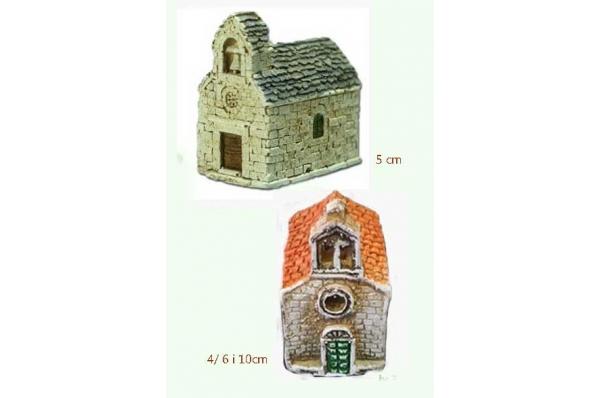kapelica do 10cm/ Chapels , miniatures to 10cm